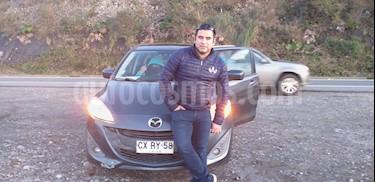 Foto venta Auto usado Mazda 5  2.0 V Aut  (2011) color Gris Oscuro precio $5.700.000