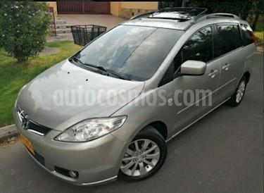 Foto venta Carro usado Mazda 5 2.0L Aut 7 Pas (2008) color Plata Solar precio $27.900.000