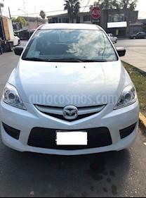 Mazda 5 2.0L Touring Aut usado (2008) color Blanco precio $109,000