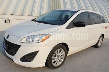 Foto venta Auto Seminuevo Mazda 5 2.3L Sport (2015) color Blanco Cristal precio $199,000