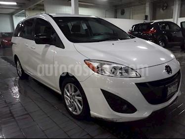Foto venta Auto Seminuevo Mazda 5 2.3L Touring Aut (2012) color Blanco Cristal precio $140,000