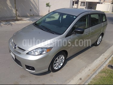 Foto venta Auto usado Mazda 5 2.3L Touring Aut (2007) color Plata precio $110,000