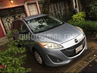Foto Mazda 5 2.5L Sport usado (2013) color Azul Agua precio $145,000