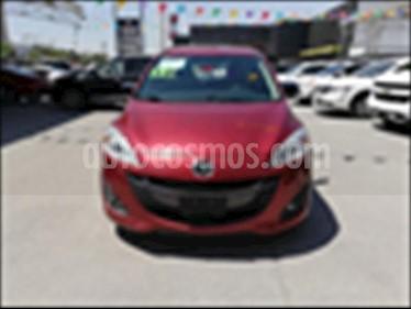 Foto venta Auto usado Mazda 5 2.5L Sport (2013) color Rojo precio $155,000