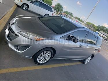 Foto venta Auto Seminuevo Mazda 5 2.5L Sport (2014) color Gris precio $182,000