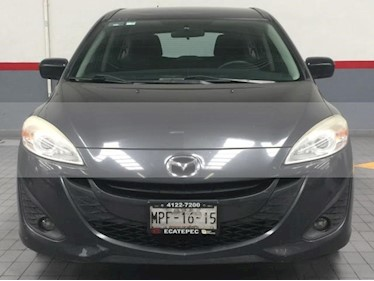 Foto venta Auto usado Mazda 5 5p HB Sport L4/2.5 Aut (2013) color Gris precio $155,000