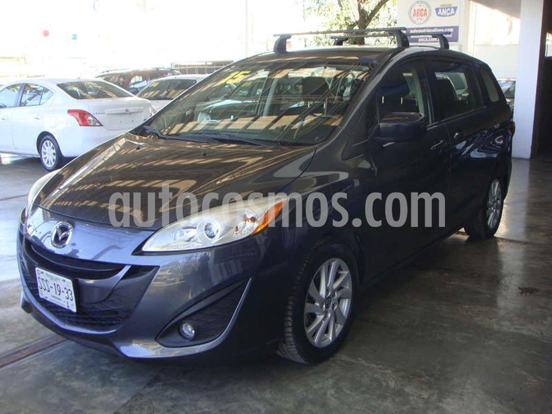 Mazda 5 2.5L Sport usado (2015) color Blanco precio $184,000