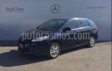 Mazda 5 5p HB Sport L4/2.5 Aut usado (2015) color Azul precio $199,900
