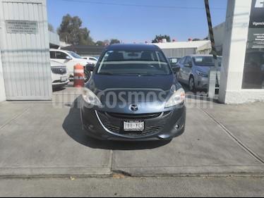 Mazda 5 2.0L Touring Aut usado (2012) color Gris Oscuro precio $140,000