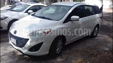 Mazda 5 2.5L Sport usado (2012) color Blanco Cristal precio $135,000