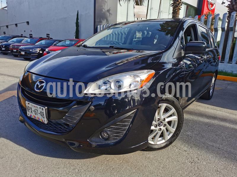 Mazda 5 1.8L Sport usado (2013) color Negro precio $150,000