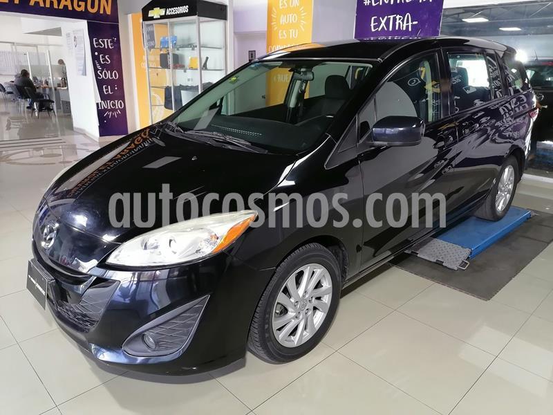 Mazda 5 2.5L Sport usado (2012) color Negro precio $145,000