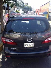 Mazda 5 2.5L Sport usado (2013) color Gris Metropolitano precio $169,900