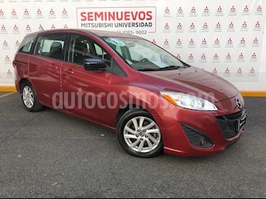 Foto Mazda 5 1.8L Sport usado (2013) color Oro precio $155,000