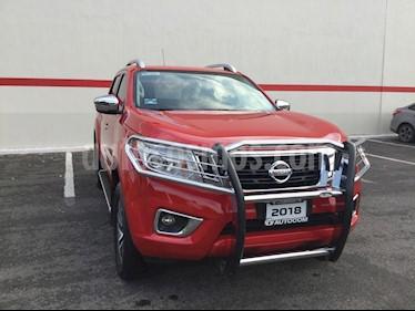 Foto venta Auto usado Mazda 5 NP300 FRONTIER LE DIESEL 4X4 A/T (2018) color Rojo precio $465,000