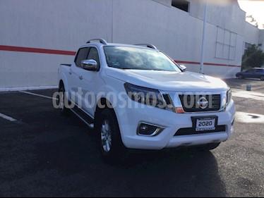 Foto venta Auto usado Mazda 5 NP300 FRONTIER PLATINUM LE TM AC 6 VEL (2020) color Blanco precio $410,000