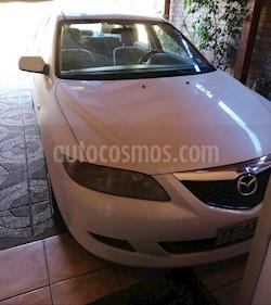 Foto venta Auto usado Mazda 6  2.0 R Aut (2005) color Blanco precio $3.000.000