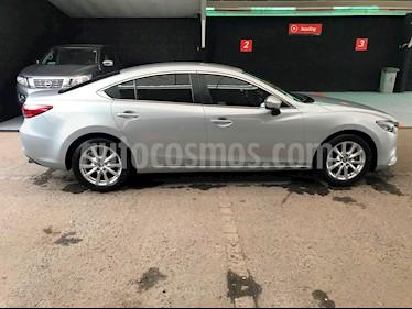 Mazda 6  2.0 V Aut 2016/17 usado (2016) color Plata precio $9.999.000