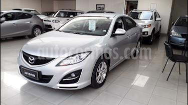 Foto venta Auto usado Mazda 6  2.0 V Aut  (2013) color Gris precio $7.600.000