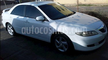 Foto Mazda 6 2.3L Aut usado (2005) color Blanco precio u$s2.600