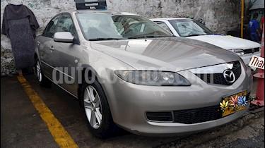 Mazda 6 2.3L SR Aut usado (2007) color Gris Galactico precio $22.500.000