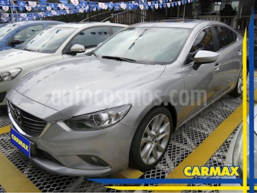 Foto venta Carro usado Mazda 6 2.5L Aut (2015) color Plata precio $66.900.000