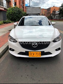 Foto venta Carro usado Mazda 6 2.5L Grand Touring (2014) color Blanco Nieve precio $50.000.000