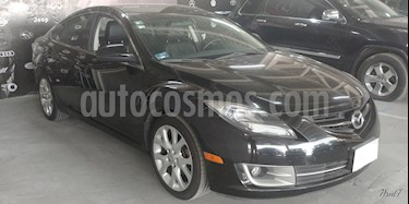 Foto venta Auto usado Mazda 6 4p i Grand Touring L4/2.5 Aut (2011) color Negro precio $134,000