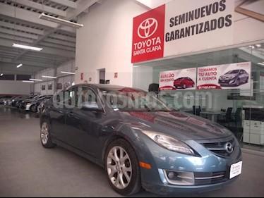 Foto venta Auto usado Mazda 6 4p i Grand Touring L4/2.5 Aut (2013) color Azul precio $150,000