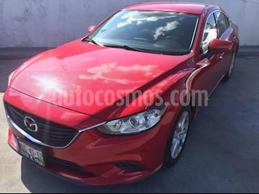 Foto venta Auto usado Mazda 6 4p i Grand Touring L4/2.5 Aut (2016) color Rojo precio $220,000