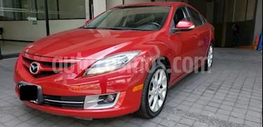 Foto venta Auto usado Mazda 6 4p s Grand Touring V6/3.7 Aut (2012) color Rojo precio $175,000
