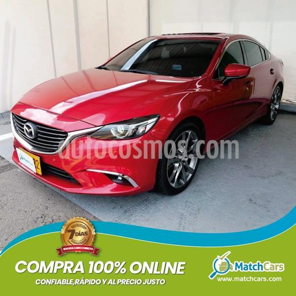 Mazda 6 2.5L Grand Touring LX  usado (2018) color Rojo precio $77.990.000