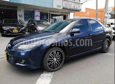 Mazda 6 2.3L SR Aut usado (2008) color Azul precio $21.900.000