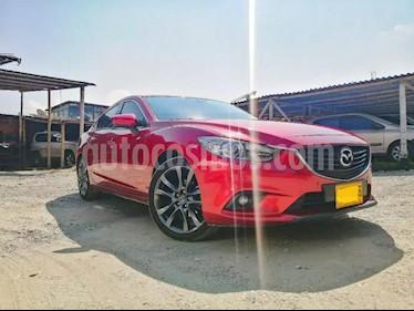 Mazda 6 2.5L Grand Touring usado (2014) color Rojo precio $35.000.000