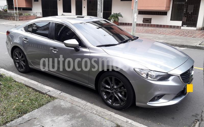 Mazda 6 2.5L Grand Touring usado (2014) color Plata Estelar precio $30.200.000