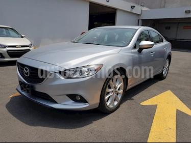 Foto venta Auto usado Mazda 6 i Grand Touring Aut (2016) color Plata precio $270,000