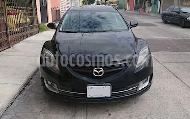 Foto venta Auto Seminuevo Mazda 6 i Grand Touring Aut (2009) color Negro Onix precio $105,000