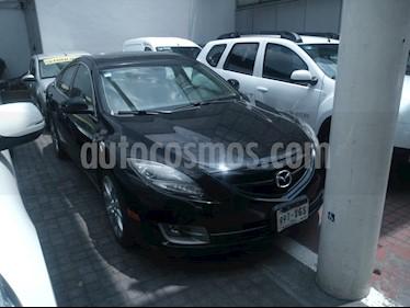 Foto venta Auto usado Mazda 6 i Grand Touring Aut (2010) color Negro Onix precio $123,200