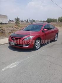 Foto Mazda 6 i Grand Touring Aut usado (2013) color Rojo Sangria precio $195,000