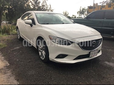 Foto Mazda 6 i Grand Touring Aut usado (2015) color Blanco Techno precio $219,000