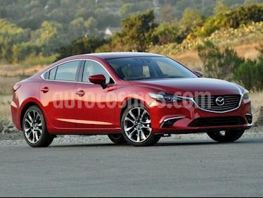 Mazda 6 i Grand Touring Aut usado (2016) color Rojo precio $275,000