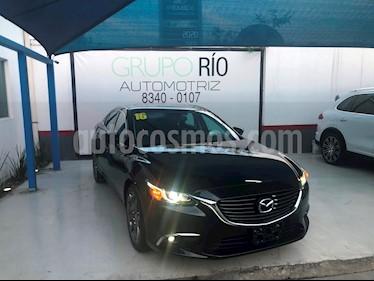 Foto venta Auto usado Mazda 6 i Grand Touring Aut (2016) color Negro precio $307,000