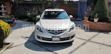 Foto Mazda 6 i Grand Touring Aut usado (2013) color Blanco Techno precio $155,000