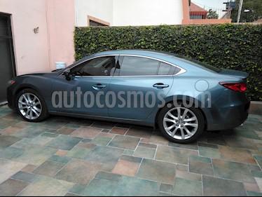 Mazda 6 i Grand Touring Aut usado (2015) color Azul precio $225,000