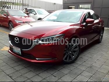 Foto venta Auto usado Mazda 6 i Grand Touring Aut (2019) color Rojo precio $460,000