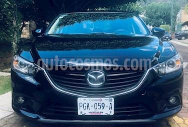 Mazda 6 i Grand Touring Aut usado (2017) color Negro Onix precio $280,000