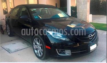 Mazda 6 i Grand Touring Aut usado (2013) color Negro Onix precio $150,000
