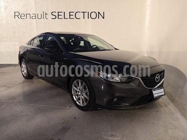 Mazda 6 i Grand Touring Aut usado (2016) color Gris Cometa precio $289,000