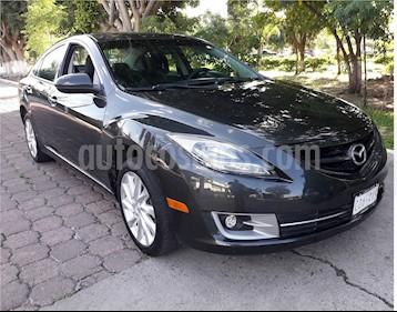 Foto venta Auto usado Mazda 6 i Grand Touring Aut (2012) color Gris precio $143,000