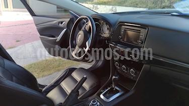 Mazda 6 i Grand Touring Aut usado (2014) color Blanco precio $215,000